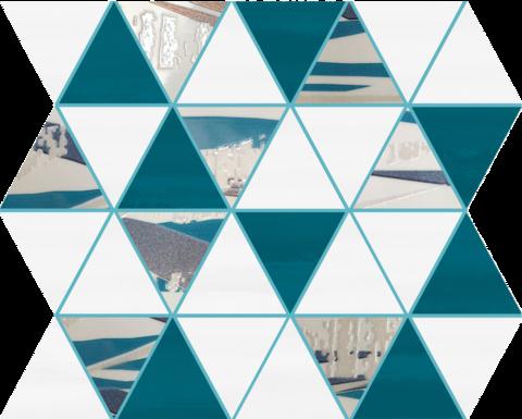 Мозаика Mosaic Blur Jungle 238х282