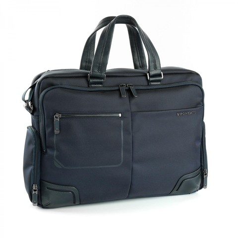 Портфель Roncato Wall Street Laptop Briefcase 14.1