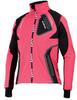 Лыжная разминочная куртка One Way Valbor Fucsia женская