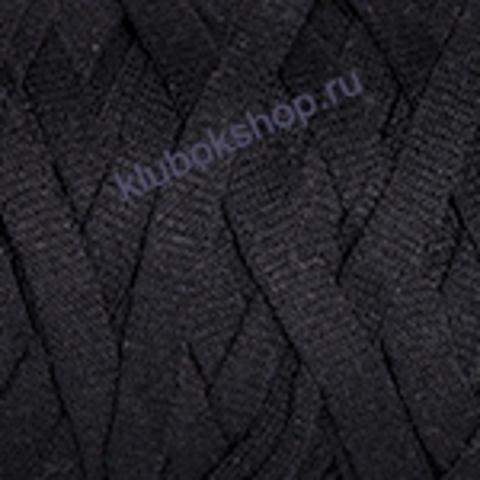 Ленточная пряжа YarnArt Ribbon цвет Черный 750