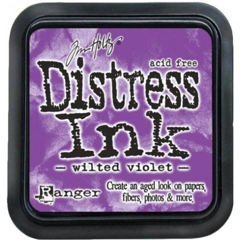 Подушечка Distress Ink Ranger -wilted violet