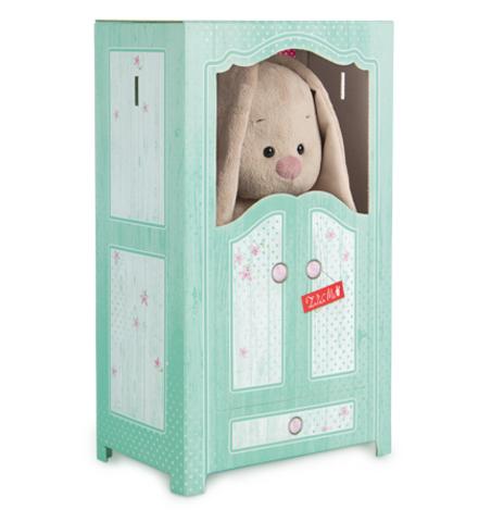 Зайка Ми в коробочке-шкафчике большая (без одежды)