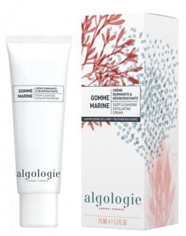 Крем-эксфолиант для глубокого очищения ,Algologie, 200мл.