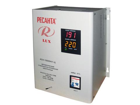 Стабилизатор АСН-10 000/1-Ц Lux Ресанта в интернет-магазине ЯрТехника