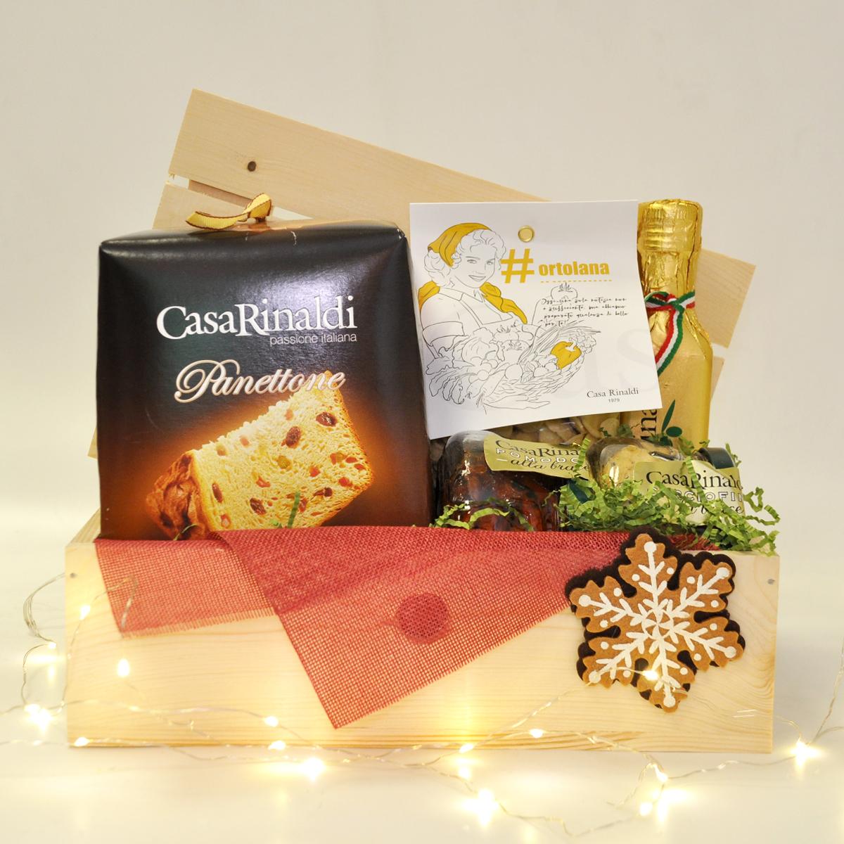 Подарочный набор Casa Rinaldi STELLA DI NATALE