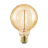 Лампа  LED филаментная диммир. золотого цвета Eglo GOLDEN AGE LM-LED-E27 4W 320Lm 1700K G95 11693 1