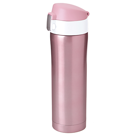Термокружка Asobu Diva cup (0,45 литра), розовая