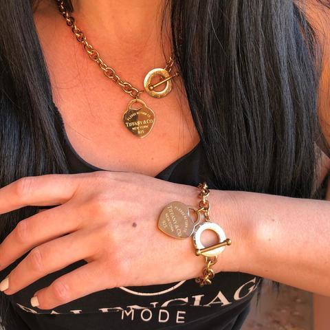 Комплект Tiffany Gold