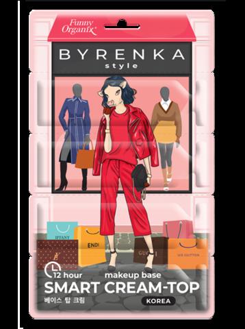 Funny Organix Byrenka Style Крем-топ базовый Умная формула 12 мл