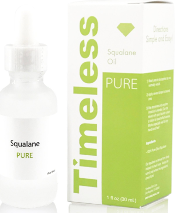 Timeless Skin Care Squalane 100% Pure сквалан для лица 30мл