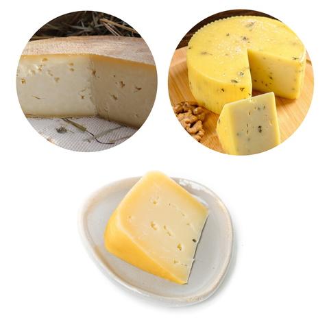 Пробный набор сыра (450 гр)
