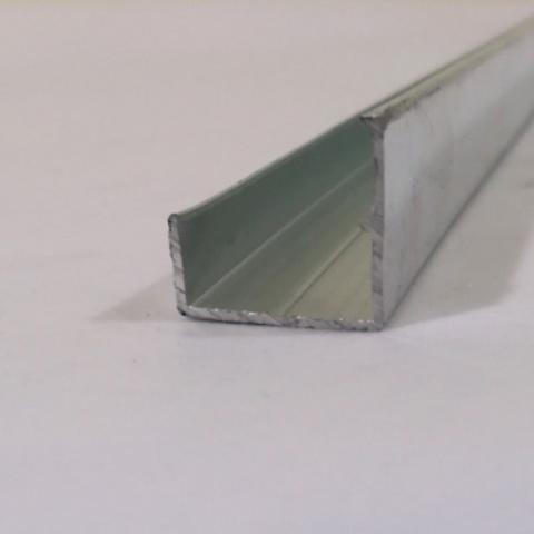 Профиль для бесклеевого монтажа гималайской соли, торцевой 3,0м.