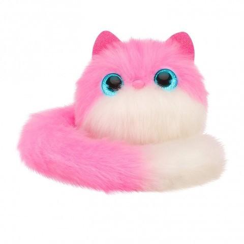 Интерактивная мягкая игрушка Pomsies (Помси) Pinky Котенок