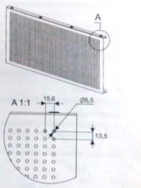Компактный (ширина 500 мм) металлический верстак для гаража