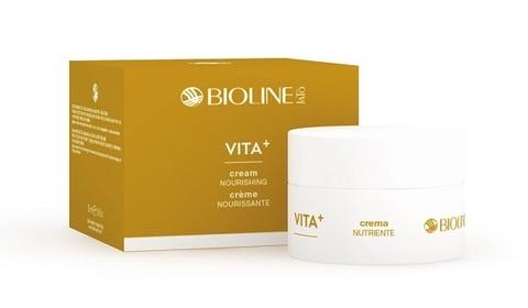 Крем питательный Bioline VITA+ 50мл