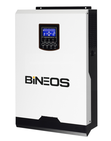 Инвертор (Инвертор-зарядное устройство) BINEOS 5KF, 5000-48  (+PWM контроллер)