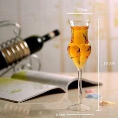 Бокал для вина «Женская фигура», 200 мл, фото 5