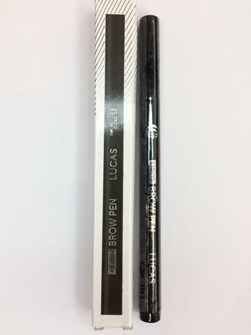 Фломастер для бровей Liquid Brow Pen CC Brow (коричневый)