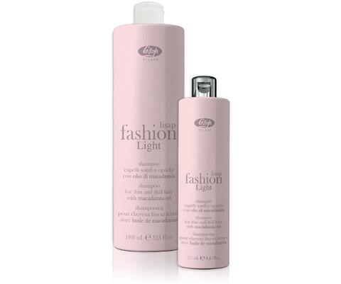 шампунь для тонких волос Lisap Fahion Light