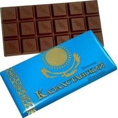 Шоколад Казахстанский фабрики