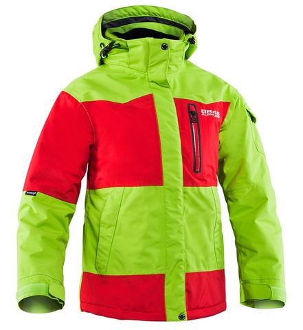 Куртка горнолыжная детская 8848 Altitude «MILLY» Lime