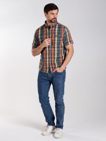 Рубашка к/р муж.  M012-04D-05SR TEXAS