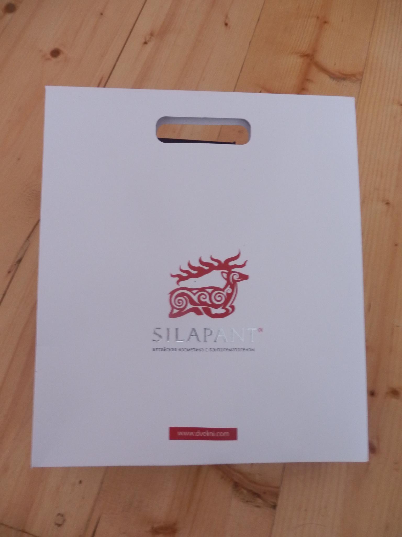 Силапант подарочный набор (шампунь + бальзам-кондиционер)