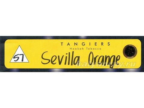 Tangiers Noir Sevilla Orange