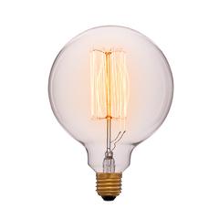 ретро–лампа Mega Edison Bulb G125-1