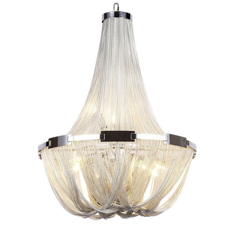 Подвесной светильник копия  Soscik by Terzani (серебряный)