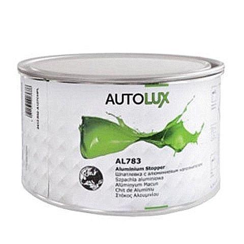 Autolux Шпатлевка с алюминиевым наполнением 0,5кг