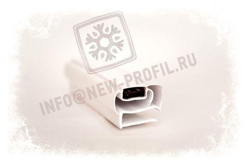 Уплотнитель для холодильника Sanyo (холодильная камера) Размер  890*590 мм(014 ОРИГИНАЛ)