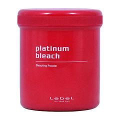 Lebel Oxycur Platinum Bleach - Обесцвечивающий порошок для волос