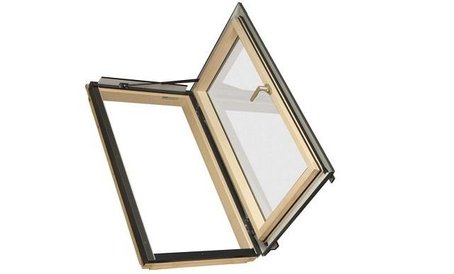 Распашное окно (левое) FWL 04 U3 (66х118)