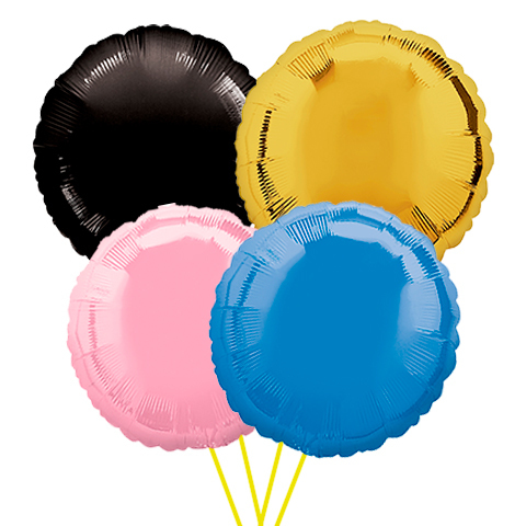 Воздушный шар Круг