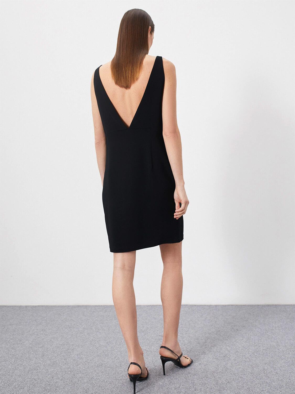 Платье Kim мини, Черный