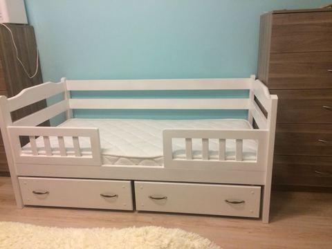 Кровать Аленка с двумя ящиками