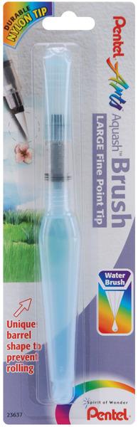 Кисть с резервуаром для воды