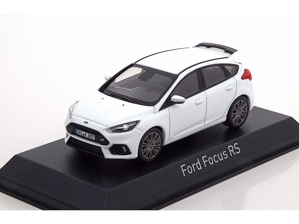 Коллекционная модель Ford Focus RS 2016