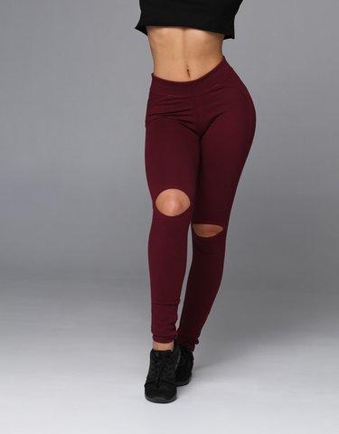 Женские брюки FS CLASSIC V2 BORDO