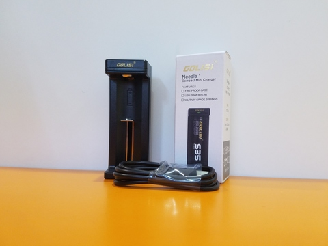 Зарядное устройство Golisi Needle Smart USB на 1 слот