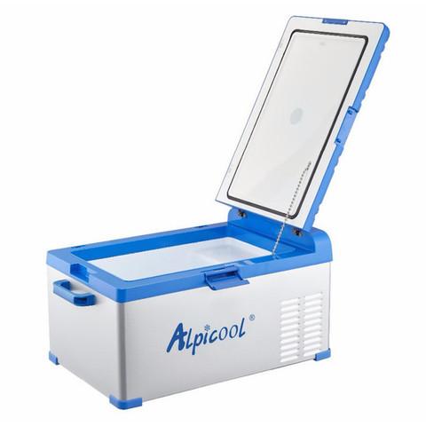 Компрессорный автохолодильник Alpicool A25 (25 л, 12/24/220)