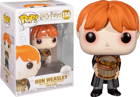 Фигурка Funko Pop! Movies: Harry Potter - Ron Weasley