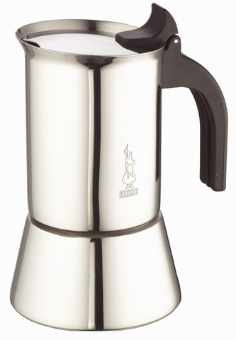 Bialetti Venus 2 порции Гейзерная кофеварка