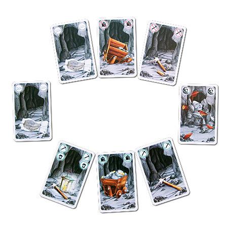 Настольная игра Гномы-вредители Делюкс (с дополнением)