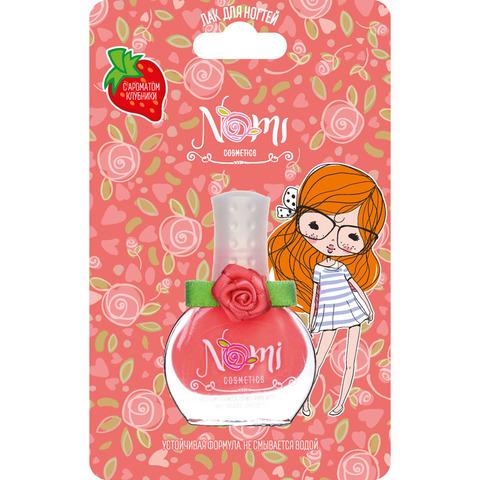 Лак для ногтей  №05 Розовая карамелька (на блистере)