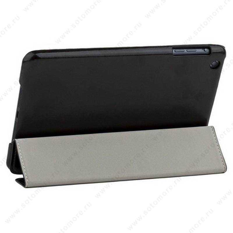 Чехол-книжка HOCO для Apple iPad Mini 3/ 2/ 1 - - HOCO Crystal Pu leather case Black