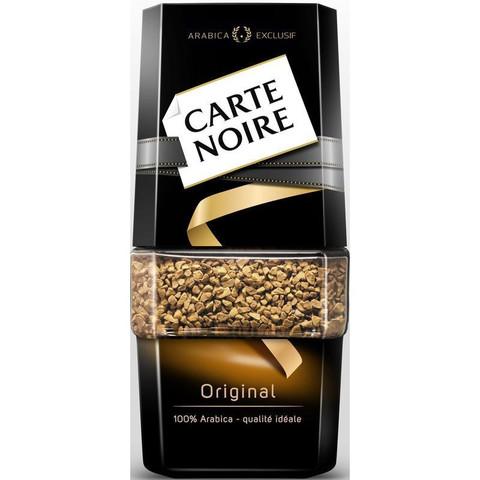 Кофе Carte Noire раств.субл.190г стекло