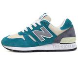 Кроссовки Женские New Balance 670 Turquoise Beige