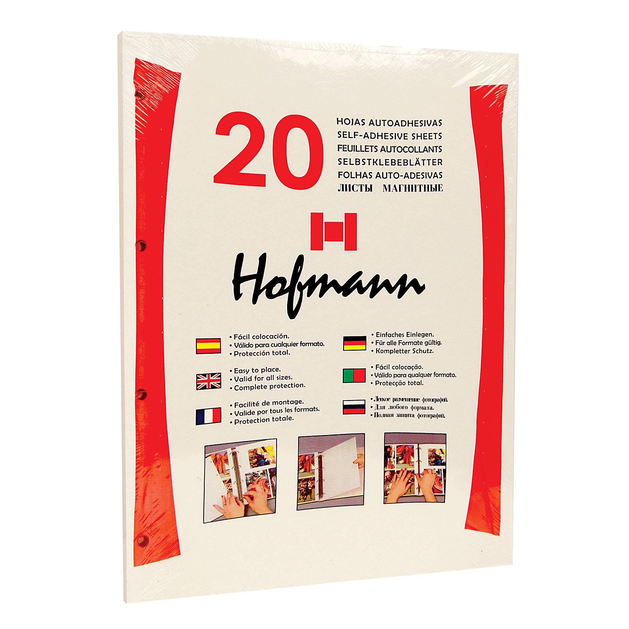 Сменный блок Хофманн для фотоальбома